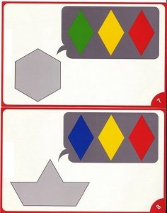 free shapes printables
