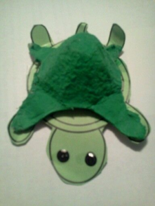 fun and easy crafts for kids about turtle (2)