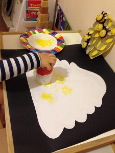 fun bee crafts kids can make