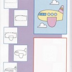 Preschool pre writing printables