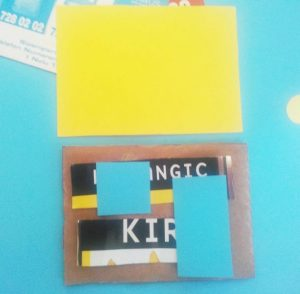 magnetic puzzle jigsaw pieces as photo fridge magnets