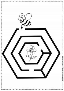 maze and labyrinth ımages child craft activity (11)