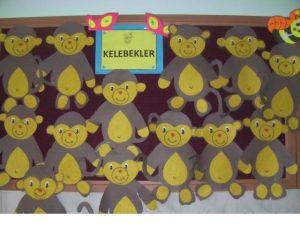monkey themed bulletin board for preschool (5)