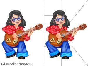 musician puzzle printables