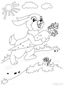 orange learning coloring pages (2)