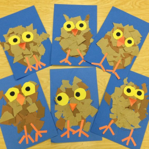 owl art activities for kids (3)