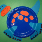 Dinosaur craft ideas for preschool
