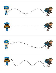 police pre writing worksheets (4)