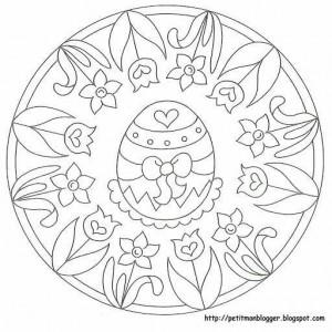 preschool easter egg mandala coloring (14)