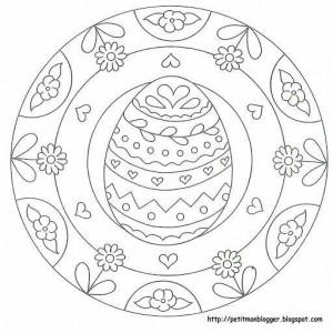 preschool easter egg mandala coloring (4)