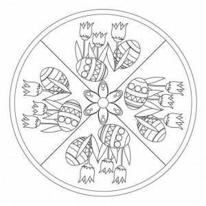 preschool easter egg mandala coloring (7)