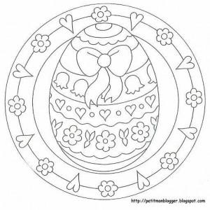 preschool easter egg mandala coloring (8)