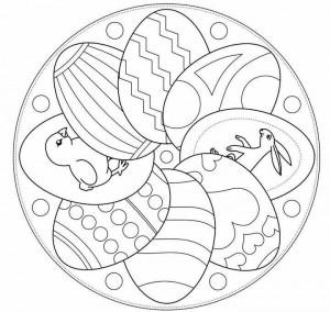preschool easter egg mandala coloring (9)