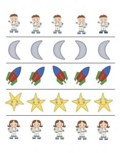 preschool space themed activities (4)