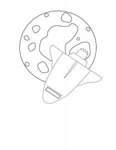 rocket coloring pages (4)