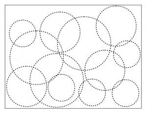 shapes activities circle