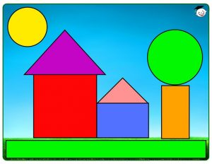 shapes themed home cut and paste (1)