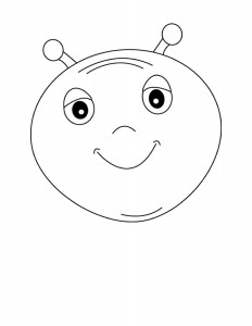 space alien coloring pages (5)
