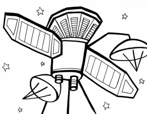 space coloring worksheets (15)
