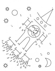 space coloring worksheets (20)