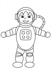 space coloring worksheets (7)