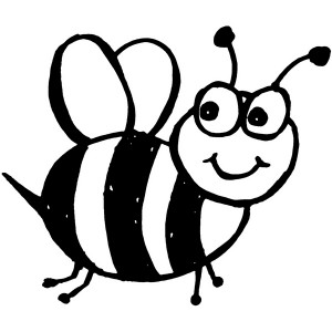 spring bee coloring pages (15)