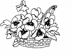 spring coloring pages (2)