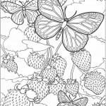 Spring and easter coloring pages