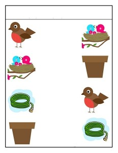 spring matching activities (2)