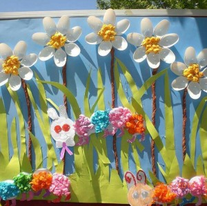 super cute spring crafts fpr kids (9)