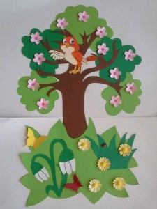 super spring crafts for children to create (2)