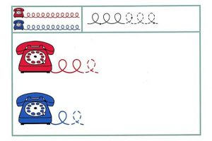 telephone prewitiring practice