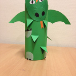 Dragon craft ideas for kids
