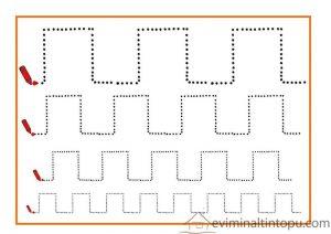 tracing line worksheet for kids (5)
