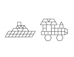 vehicles pattern block cards (1)