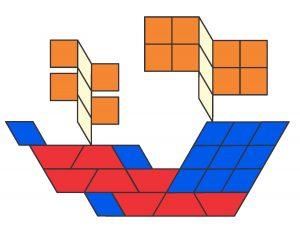 vehicles pattern block cards (12)