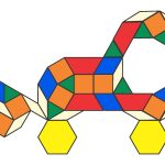 Vehicles pattern blocks
