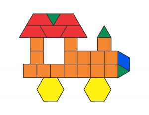 vehicles pattern block cards (8)