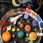 Space and planets activities