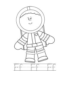 astronout letter coloring page (6)