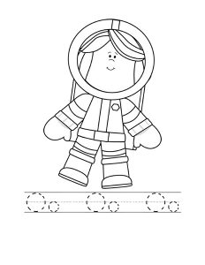 astronout letter coloring page (7)