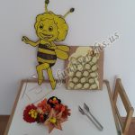 Bee activities for toddlers