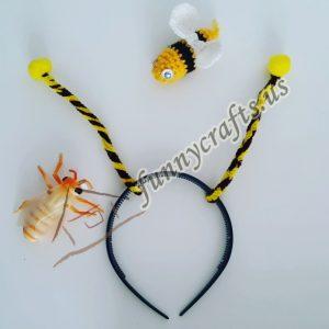 bee project in preschool preschool & kindergarten crafts