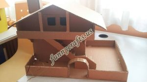 cardboard home projects (4)