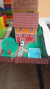cardboard home projects (8)