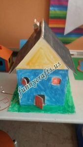 cardboard home projects for kids (6)