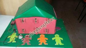 cardboard home projects for school (1)