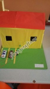 cardboard home projects for school (2)