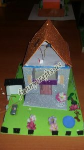 cardboard home projects for school (3)