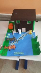 cardboard home projects for school (4)